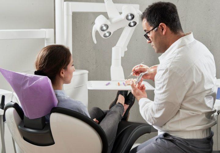 Zahngesundheit und Ästhetische Zahnheilkunde