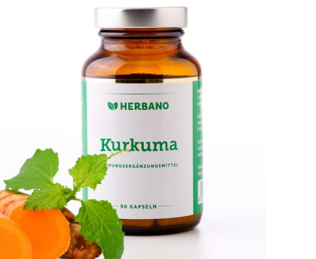 Schön und gesund mit der Curcuma Wurzel