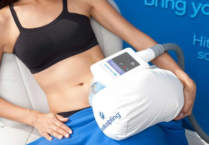 Fettreduktion durch Kälte mit Coolsculpting