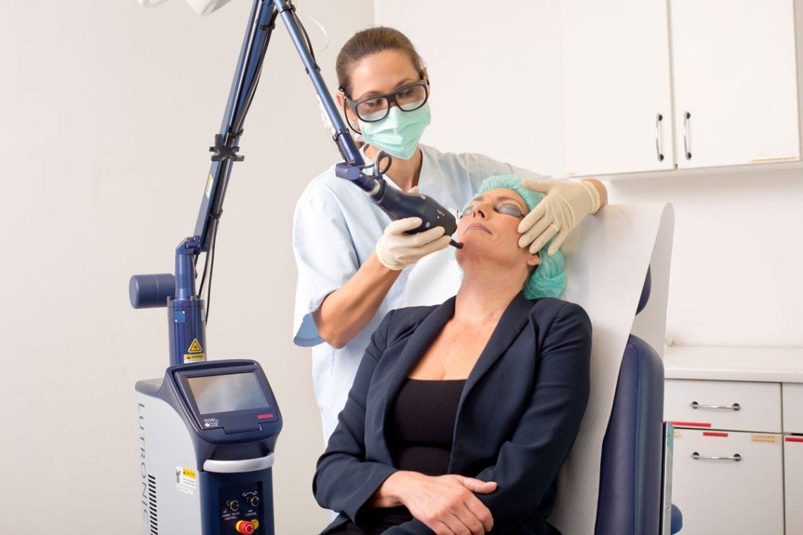 Aknenarben entfernen: Aestomed Ambulatorium ermöglicht erfolgreiche Behandlung mit dem Laser