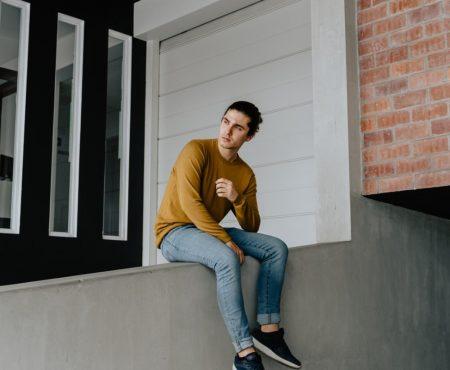 Tapered Fit Jeans für Herren