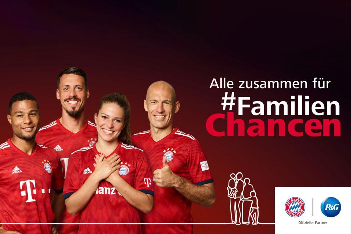 """Werbung: P&G präsentiert """"#FamilienChancen"""""""