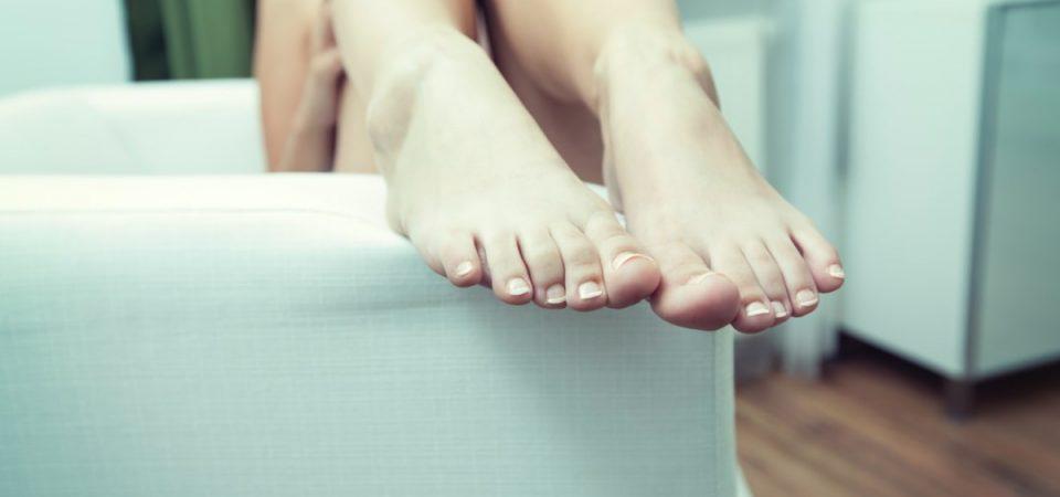 Fußpilz – eine schnelle Behandlung ist wichtig